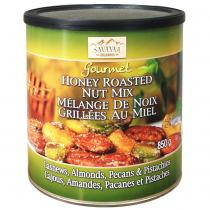 Savanna Honey坚果(腰果,杏仁,山核桃和开心果)0.85kg