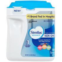 美国Similac Sensitive雅培1段婴幼儿非转基因奶粉964g